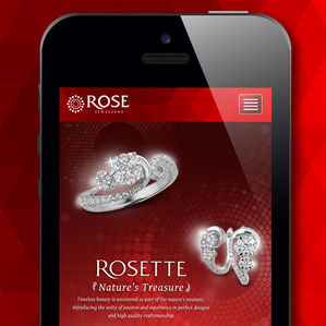 rose jewellery, diamond, gold, blackstone digital agency, jakarta, indonesia