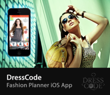 dress code, fashion planner on itunes, iphone, ipad, ios apps