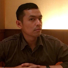 andre setiawan. chief communication officer, blackstone digital marketing agency jakarta indonesia